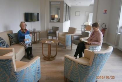 Accueil de jour, personnes âgées, Alzheimer, Cergy, 95